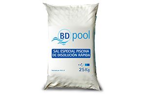 Sal para piscinas BDpool